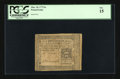 Colonial Notes:Pennsylvania, Pennsylvania March 20, 1773 6s PCGS Fine 15....