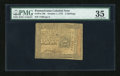 Colonial Notes:Pennsylvania, Pennsylvania October 1, 1773 5s PMG Choice Very Fine 35....