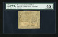 Colonial Notes:Pennsylvania, Pennsylvania October 25, 1775 2s PMG Choice Extremely Fine 45EPQ....