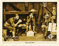"""Movie Posters:Comedy, Shoulder Arms (First National, 1918). Lobby Card (11"""" X 14"""")...."""
