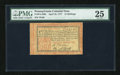 Colonial Notes:Pennsylvania, Pennsylvania April 10, 1777 12s PMG Very Fine 25....