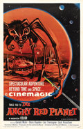 """Movie Posters:Science Fiction, The Angry Red Planet (American International, 1960). One Sheet (27""""X 41"""")...."""