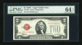 Small Size:Legal Tender Notes, Fr. 1504 $2 1928C Legal Tender Note. PMG Choice Uncirculated 64 EPQ.. ...