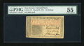 Colonial Notes:New Jersey, New Jersey March 25, 1776 12s PMG About Uncirculated 55....
