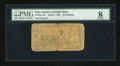 Colonial Notes:New Jersey, New Jersey April 8, 1762 30s PMG Very Good 8....