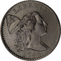 Large Cents, 1794 1C Head of '94. XF45 PCGS. S-37, B-24, High R.6. ...