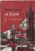 Books:First Editions, C. L. Moore. Northwest of Earth. New York: Gnome Press,Inc., 1954.. ...