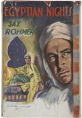 Books:First Editions, Sax Rohmer. Egyptian Nights. London: Robert Hale Limited,1944....