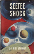 Books:First Editions, Will Stewart [pseudonym for Jack Williamson]. Seetee Shock.New York: Simon and Schuster, 1950.. ...