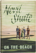 Books:First Editions, Nevil Shute. On the Beach. London: William Heinemann, Ltd.,1957.. ...