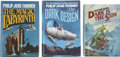 Books:First Editions, Philip Jose Farmer. Three First Editions,... (Total: 3 Items)