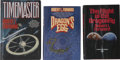 Books:First Editions, Robert L. Forward. Three First Editions,... (Total: 3 Items)
