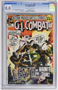 Bronze Age (1970-1979):War, G.I. Combat #150 (DC, 1971) CGC VF 8.0 Off-white to white pages....