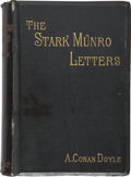 Books:First Editions, Arthur Conan Doyle. The Stark Munro Letters. London:Longmans, Green, and Co., 1895.. ...