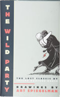 Books:Signed Editions, [Art Spiegelman]. The Wild Party: The Lost Classic by Joseph Moncure March. New York: Pantheon Books...