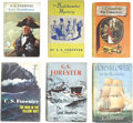 Books:First Editions, C.S. Forester. Lot of Six Titles, Including Five First Editions....(Total: 6 Items)