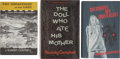 Books:First Editions, J. Ramsey Campbell. Three First Editions,... (Total: 3 Items)