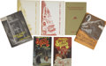 """Books:First Editions, [August Derleth] Seven """"Solar Pons"""" Publications,... (Total: 7Items)"""