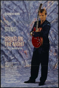"Movie Posters:Rock and Roll, Bring on the Night (Samuel Goldwyn, 1985). One Sheet (27"" X 40"")Advance. Rock and Roll...."