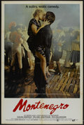 "Movie Posters:Comedy, Montenegro (Atlantic Releasing, 1981). One Sheet (27"" X 41"").Comedy...."