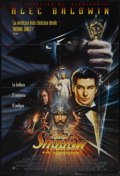 "Movie Posters:Adventure, The Shadow (Universal, 1994). Spanish Language One Sheet (27"" X40""). Adventure...."