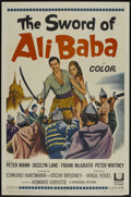 "Movie Posters:Adventure, The Sword of Ali Baba (Universal, 1965). One Sheet (27"" X 41"").Adventure...."