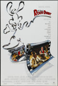 "Movie Posters:Animated, Who Framed Roger Rabbit (Buena Vista, 1988). One Sheet (27"" X 40"").Animated...."