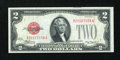 Small Size:Legal Tender Notes, Fr. 1504 $2 1928C Legal Tender Note. Extremely Fine.. ...