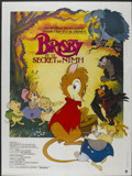 "Movie Posters:Animated, The Secret of NIMH (MGM/UA, 1982). French Grande (47"" X 62"").Animated...."