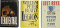 Books:First Editions, Lot of Three Modern Fantasy First Editions,... (Total: 3 Items)
