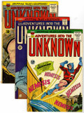 Silver Age (1956-1969):Horror, Adventures Into The Unknown Group (ACG, 1960-66) Condition: AverageFN/VF.... (Total: 11 Comic Books)