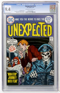 Bronze Age (1970-1979):Horror, Unexpected #155 (DC, 1974) CGC NM 9.4 Off-white to white pages....
