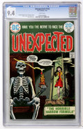 Bronze Age (1970-1979):Horror, Unexpected #154 (DC, 1974) CGC NM 9.4 White pages....