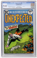 Bronze Age (1970-1979):Horror, Unexpected #153 (DC, 1973) CGC NM 9.4 Off-white to white pages....