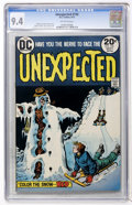 Bronze Age (1970-1979):Horror, Unexpected #150 (DC, 1973) CGC NM 9.4 Off-white pages....
