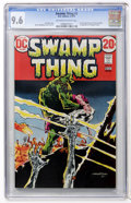 Bronze Age (1970-1979):Horror, Swamp Thing #3 (DC, 1973) CGC NM+ 9.6 Off-white to white pages....