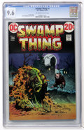 Bronze Age (1970-1979):Horror, Swamp Thing #4 (DC, 1973) CGC NM+ 9.6 Off-white to white pages....