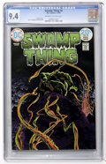 Bronze Age (1970-1979):Horror, Swamp Thing #8 (DC, 1974) CGC NM 9.4 Off-white to white pages....