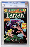 Bronze Age (1970-1979):Adventure, Tarzan #238 (DC, 1975) CGC NM+ 9.6 Off-white to white pages....