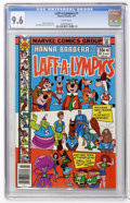 Bronze Age (1970-1979):Cartoon Character, Laff-A-Lympics #1 (Marvel, 1977) CGC NM+ 9.6 White pages....