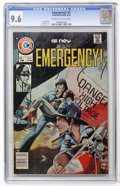 Bronze Age (1970-1979):Miscellaneous, Emergency! #1 (Charlton, 1976) CGC NM+ 9.6 Off-white to whitepages....