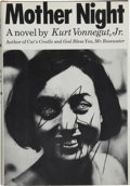 Books:First Editions, Kurt Vonnegut, Jr. Mother Night. New York: Harper & RowPublishers, 1966.. ...