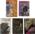 Books:First Editions, Harlan Ellison. Five First Editions, ... (Total: 5 Items)