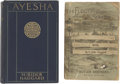 Books:First Editions, H. Rider Haggard. Two Novels, including: She. New York andChicago: Butler Brothers, [nd].... (Total: 2 Items)