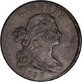 Large Cents, 1799/8 1C Overdate VF35 PCGS. S-188, B-2, R.4....