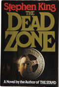 Books:Signed Editions, Stephen King. The Dead Zone. New York: Viking Press, [1979].. ...