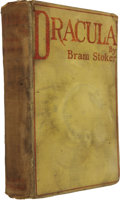 Books:First Editions, Bram Stoker. Dracula. London: Archibald Constable andCompany, 1897. . ...