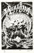 Original Comic Art:Covers, Mike Deodato Jr. - Venom #12 Cover Original Art (Marvel, 2004)....