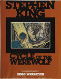 Books:Signed Editions, Stephen King. Cycle of the Werewolf. [Westland, Michigan]:The Land of Enchantment / Christopher Zavisa Publishe...