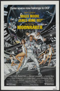 "Movie Posters:James Bond, Moonraker (United Artists, 1979). One Sheet (27"" X 41""). JamesBond...."
